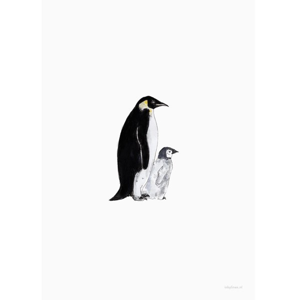 Kaart pinguins